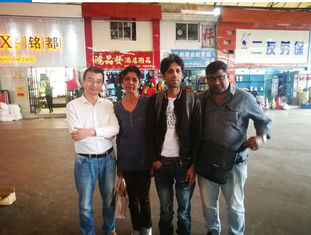 China Famous KFC Project In Maritius For Mr Majid fournisseur