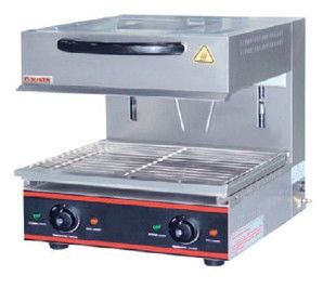 EB-600 Electric Commercial Kitchen Equipments Salamander Stainless Steel  50-300℃