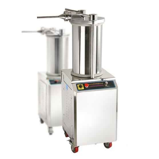 Stainless Steel Food Processing Equipments Hydraulic Sausage Stuffer Sausage Maker