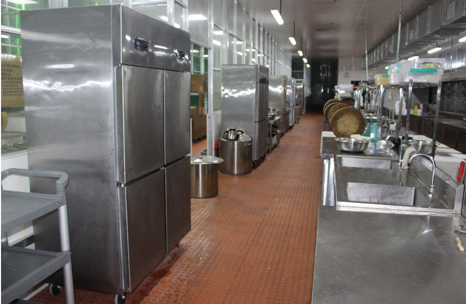 Royal 4 - Star Hotel Commercial Kitchen Equipments / Professional Cooking Equipment