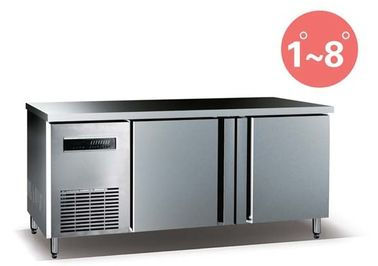 _ Energy Efficient Commercial Refrigerator Freezer TG380W2 , Under-Counter Chiller